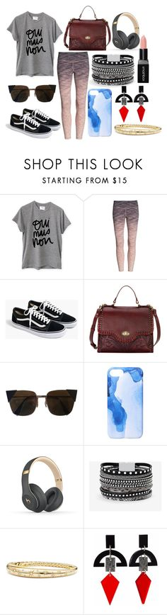 """Sin título #4352"" by onedirection-h1n1l2z1 on Polyvore featuring Sincerely, Jules, Zella, J.Crew, Fendi, Ankit, Beats by Dr. Dre, White House Black Market, David Yurman, Toolally y Smashbox"