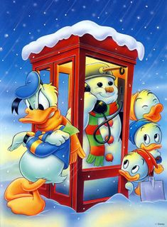 Digital and traditional artwork for Walt Disney consumer products and Disney licensees.All images are ©Disney Walt Disney, Disney Duck, Disney Magic, Disney Mickey, Donald Duck Christmas, Mickey Christmas, Christmas Cartoons, Mickey Mouse Cartoon, Mickey Mouse And Friends