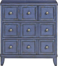 Metts 3 Drawer Accent Chest