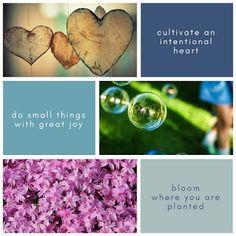 InScribe Writers Online: Intentional Heart by Karma Pratt