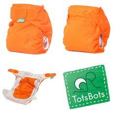 Tots Bots EasyFit Nappy - Orange www.darlingsdownunder.com.au/main.php?mod=Shop=Index=295= Cloth Nappies, Trunks, Swimming, Orange, Fitness, Clothes, Shopping, Fashion, Drift Wood