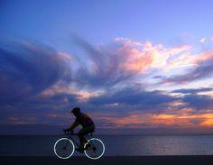 Magic Wheels - St Kilda Beach, Melbourne