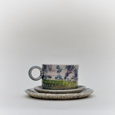 """""""asia ceramics"""" showcases the unique and beautiful ceramic pottery and jewellery of Joanna Szwej-Hawkin Earthenware, Ceramic Pottery, Cup And Saucer, Cups, Asia, Jewellery, Tableware, Mugs, Jewels"""