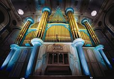 Mulholland Organ, Ulster Hall