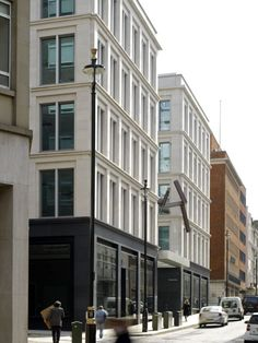 23 Savile Row in London, United Kingdom