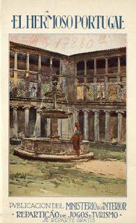 el hermoso portugal publicacion del ministerio do interior . repartição de jogos e turismo . se reparte gratis   20agetravel portugal