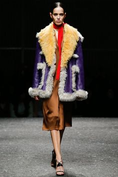 Runway Trend Reports for Fall 2014: FUR FUR FUR FUR!