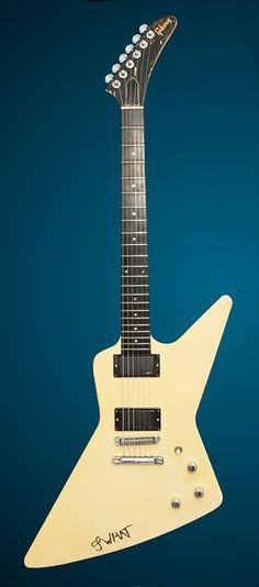 "James Hetfield |'84 Gibson Explorer, ""So What."""