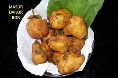 Exploring the flavours of for the I picked a popular Assamese dish - 'Masur Dailor . Pearl Millet, Masoor Dal, Indian Food Recipes, Ethnic Recipes, India Food, Latest Recipe, Fritters, Tandoori Chicken, Kitchens