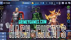 Learn new fighting skills with x-men, spider-men, and more characters. Experience an elegant gameplay with exotic locations.Gold is a prime currency, and you can move with The Marvel Future FIght hack tool. The tool is easy to use, and a good user interface is making it more suitable. With the gold, the player can upgrade more new fighting techniques to conquer the villains in the game. You can also jump to live events for earning the right amount of currency. Marvel Future Fight, Marvel Series, Hack Tool, Live Events, Level Up, User Interface, X Men, Cheating, Games To Play