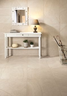Caesar maison blanc: natuursteenlook gemaakt van keramiek #Interceram