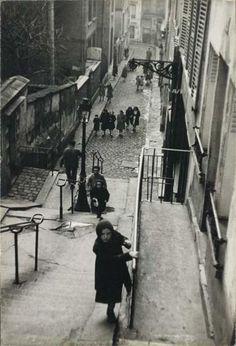 Montmartre. Paris (1951)