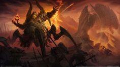 Diablo 3 wallpaper or background 23