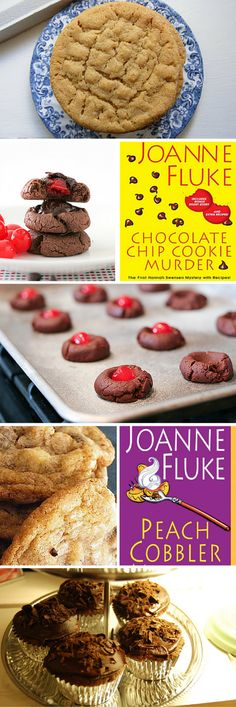 Mouthwatering Recipes From Joanne Fluke Murder Mysteries Recreate These Delicious and Easy Dessert Recipes From Joanne Fluke Murder Mysteries!Recreate These Delicious and Easy Dessert Recipes From Joanne Fluke Murder Mysteries! Wrap Recipes, Baking Recipes, Cookie Recipes, Dessert Recipes, Easy Desserts, Delicious Desserts, Yummy Food, Fluke Recipe, Yummy Treats