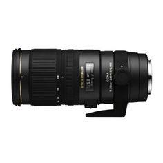 Sigma APO 70-200mm f/2.8 EX DG OS HSM Lens - Nikon Mount