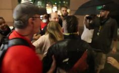 PROTESTERS Crash Trump Fundraiser, BEAT AND ROB Trump Supporters Leaving MN…