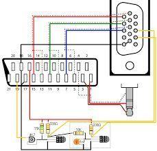 Scart Na Vga Google Arama Scart Na Vga Recherche Google Coolelectronics Scart Na Vga Google Arama S Circuito Elettronico Cablaggio Elettrico Elettronica