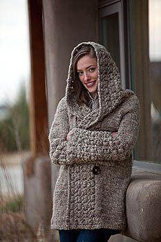 Clasica Coat - Media - Knitting Daily