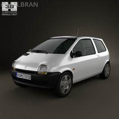 ♥♦♥ Renault Twingo - AUTO - CAR - AUTOMOVIL - TUNING - Modificado -  By @MALBRAN ♥1♥ #Renault•Twingo