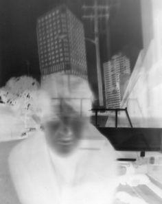 Old film - 80's abstract negs Bronwynn Rhodes