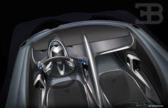 Bugatti Prestige 52 Superback on Behance