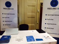 FSE's stand at the Best Business Expo in Waltham Abbey  http://www.freelanceseoessex.co.uk/fse-enjoys-meeting-other-local-businesses-at-this-years-best-business-expo/