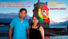 VOCÊ TAMBEM  PODE  SONHAR  EM  PORTUGAL. VENHA  COM A EQUIPE LISBOA REALIZAR  SEUS  SONHOS  -  CLICK DREAMS.   0021(351) 927 150 581