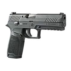 SIG-Sauer P320 U.S. Army Gets a New Gun ❤ liked on Polyvore featuring weapons and filler