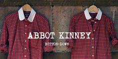 O'Harrow  Abbot Kinney  Button-Down