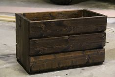 Shanty Storage Crate