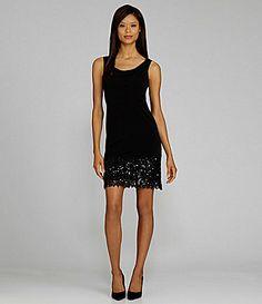 Dillard's Black Cocktail Dresses