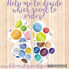 "7 Likes, 3 Comments - Independent Scentsy Consultant (@scentsymoxley) on Instagram: ""HELP me to choose the flavours for my next batch of samples? What scent would you choose?…"""