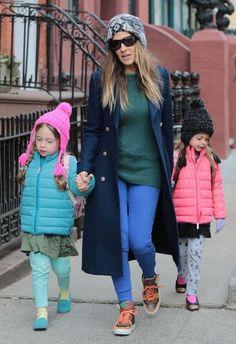 Sarah Jessica Parker Photos: Sarah Jessica Parker Runs Errands