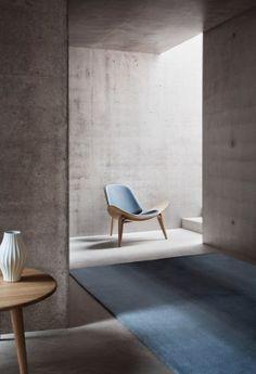 The Shell Chair by Carl Hansen & Son