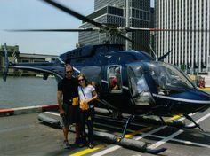 Listos para sobrevolar Manhattan