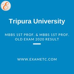 University Of Calcutta, Examination Results, Exam Results, State University, Finding Yourself