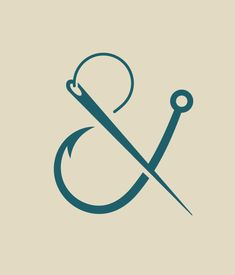 Needle  Hook Ampersand by Brett Stenson