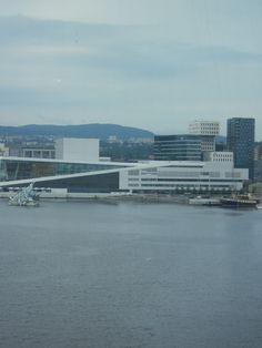 Opera huset i Oslo