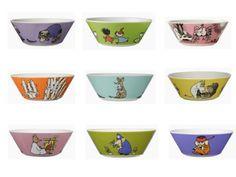 <3 Moomin, Planter Pots, Tableware, Dinnerware, Tablewares, Dishes, Place Settings