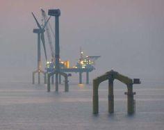 Bard 2 Offshore Wind Farm.