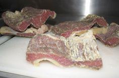 como fazer carne seca (charque) em casa. passo a passo