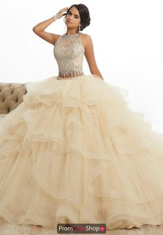 wedding dresses lace, Attractive Tulle Jewel Neckline Ball Gown Quinceanera Dress With Beadings DressilyMe UK - Attractive Tulle Jewel Neckline Ball Gown Quinceanera Dress With Beadings Source by dressilymeuk - Two Piece Quinceanera Dresses, Champagne Quinceanera Dresses, Quinceanera Ideas, Quinceanera Centerpieces, Sweet 16 Dresses, Elegant Dresses, Pretty Dresses, Ball Gown Dresses, Gown Skirt