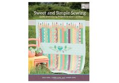 Moda... the Cutting Table: Sweet and Simple Sewing