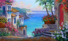 """Tranquil Haven"" by Mikki Senkarik"