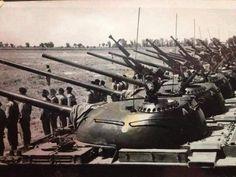 Iraqi T-54-3, 1966