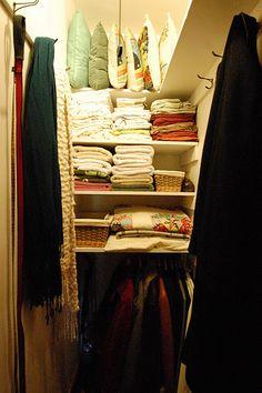 huge closets