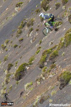 downhill biking in #Azores