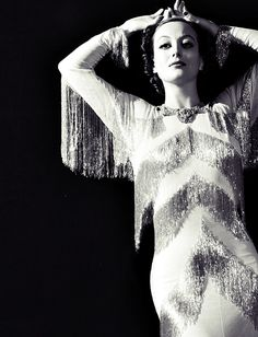 Joan Crawford, Chained, 1934 (photo by George Hurrell)
