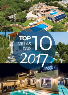 Top 10 Villas New Fo