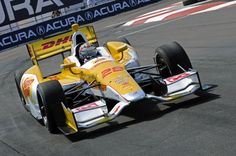 Grand Prix of St. Petersburg - RHR on track.